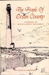 The People of Ocean County front cover