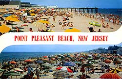The Historical Sites Page Focuses On A Particular Spot In Point Pleasant Area That Played Pivotal Role History Of Region